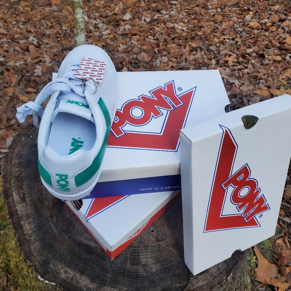 PONY Low Top Sneakers Shoes
